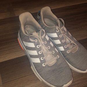 adidas sneakers!